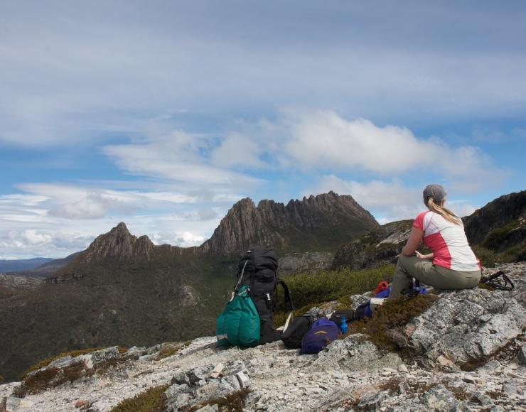 Hansons Peak Walk