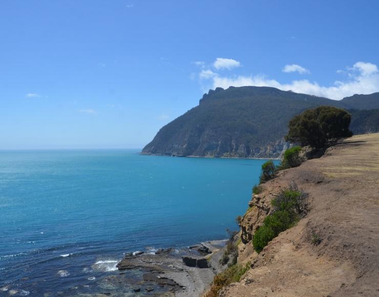 Fossil Cliffs Maria Island